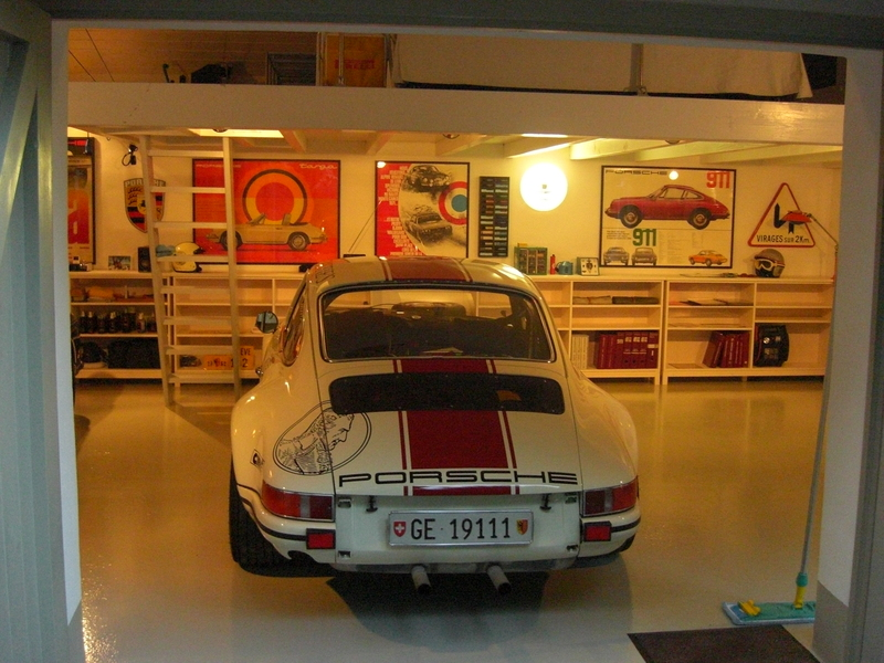 The chicane masterful swiss porsche garage for Garage porsche montelimar